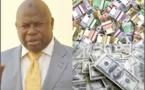 Chez Bougazely, la gendarmerie découvre des caisses remplies de billets de banque en Euro et en Dollars