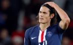 Ligue des champions: Edinson Cavani, un roi parisien déchu