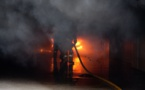 Dernière minute : Un incendie ravage 30 chambres à Bambey