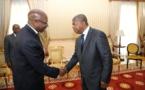 La présidence Angolaise a t-elle lâché Umaro Sissoco Embaló en recevant  en grande pompe le leader du PAICG ?