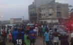 Destruction d'un centre de lutte contre l'épidémie de coronavirus à Abidjan