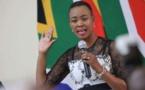 Voici la ministre Sud Africaine recardée pour avoir violé le confinement