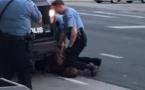 Un policier blanc tue en direct un noir américain. Les dirigeants Africains restent muets
