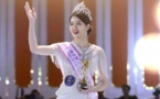 Miss Univers 2020 : la plus belle femme de Chine est Sun Jiaxin