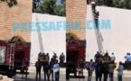 Vidéo - Cet homme tente de se suicider à Thiès avant d'être dissuadé par les sapeurs-pompiers