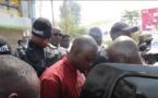 Ousmane Sonko au tribunal depuis 05h du matin