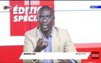 """Barka Ba : """"Macky devait dissoudre son gouvernement... sinon il risque de devenir le prisonnier de Sonko"""""""