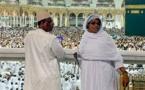 Macky et Marième à la Mecque