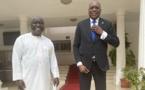 CESE: Idrissa SECK reçoit Mankeur Ndiaye
