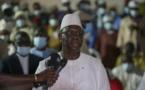 Macky Sall recadre ses militants: « J'ai constaté que vous n'avez pas mis vos masques... »