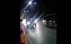 Vidéo: Le cortège de Macky Sall hué à Touba par des jeunes proches du marabout Serigne Modou Bousso DIENG