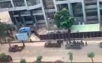 Vidéo exclusive . Les premières images des militaires  qui tirent à Conakry (REGARDEZ)