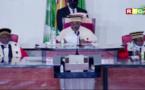 Le président de la Cour suprême au colonel Doumbouya: ''la prise du pouvoir d'Etat autre que celle des urnes n'est pas idéale...''