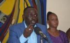 Vidéo: L'UCS sans voix, Chamsidine Sow quitte Baldé