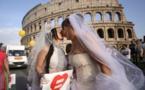 L'Italie sur le point de légalisé  l'union civile de couples homosexuels