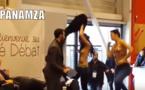 Vidéo: Les Femen seins nus devant le prêcheur Tariq Ramadan