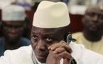 Financièrement pauvre, Jammeh, veut la paix avec le Sénégal