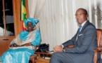 Réaction de Mimi Touré à la sortie d'Abdoul M'baye « Je regrette les propos irrévérencieux à l'endroit du Président Sall »