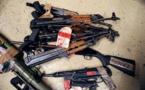 Dernière minute: La gendarmerie démantèle un réseau de malfaiteurs et un dépôt d'armes