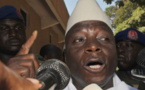 Yaya Jammeh limoge le président de la Cour suprême