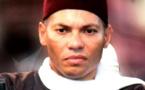 Vidéo. Me El Hadji Diouf devant  Macky Sall: Libère Karim Wade. Regardez