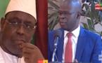 L'apérisation de la RTS et du fichier électoral, Cheikh Bamba Dieye assène ses vérités à Macky
