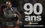 Wade a 90 ans ce 29 mai ! : joyeux anniversaire président