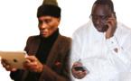 Dernière minute: Macky Sall a joint au téléphone Abdoulaye Wade