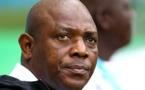 L'ancien joueur et sélectionneur de l'équipe de football du Nigeria Stephen Keshi est mort
