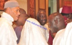 Révélation: Karim Wade aurait surpris Idy en train de fouiller  sur le bulletin de santé son père