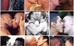 Les homosexuels en réponse au massacre d'Orlando, font ça