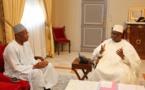 Palais de la république: Macky Sall accorde une audience à  Abdoulaye Bathily