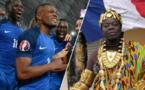 """Hadj Mamba, le marabout de l'équipe de France  réclame menace"""" Si j ne reçois pas mon argent, les bleus ne vont plus participer à une compétition"""""""