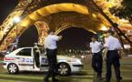 Dernière minute: A Paris, la Tour Eiffel évacuée