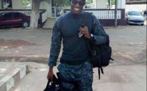 Voici le gendarme sénégalais décédé lors d'une formation organisée par les USA