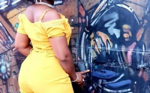 """Brésil: La starlette Bissau Guinéenne  """"Star Dija """"  donne ses nouvelles"""