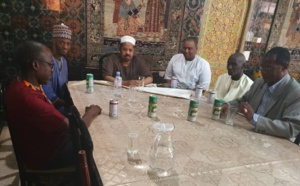 Cheikh Niasse et Dr Ahmed Khalifa Niass, consolident leur relation