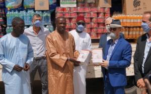 Eiffage au Sénégal, dans l'élan national de solidarité contre le COVID-19