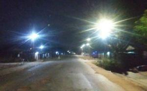 La commune de Bounkiling éclairée : La population remercie le Président Macky Sall