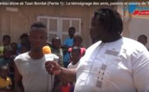 """Le comédien Taan Bombé obtient en exclusivité, le témoignage des amis, parents et voisins de """"Fou Malade"""" (Vidéo)"""