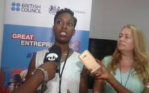 Ramatoulaye Fall Chef de projet British Council: «Tous les projets sont les bienvenus à Great Entrepreneur»