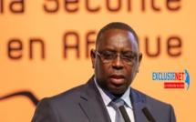 Macky Sall au forum de la sécurité en Afrique :« l'extrémisme n'a aucune place en Islam»