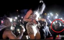 GRAND BAL: Salam Diallo à terre face à cette jeune fille…(regardez)
