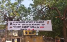 """En direct du meeting du mouvement """"Macky 17-19"""" à Ziguinchor"""