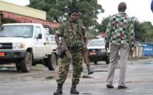 Dernière minute: des tirs entendus dans le plus grand camp militaire de la Gambie