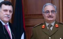 Libye : Sarraj, Haftar, Ghweil… Qui sont les joueurs de la partie d'échecs post-Kadhafi ?
