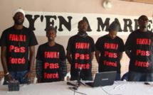 Le 07 Avril prochain: Y'en marre promet du noir à Macky Sall et son régime