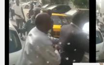 Regardez le député Farba Ngom, il se bat dans la rue: c'est triste pour Macky