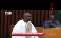 Investi 37e, Zator Mbaye est apparu avec un visage triste hier à l'assemblée nationale (regardez)