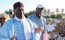 Finalement Me Abdoulaye Wade arrive au Sénégal avant le démarrage de la campagne
